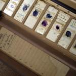 Barker's microscope slides