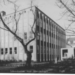 The new Microbiology Laboratory in 1958