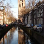 Delft's Old Church